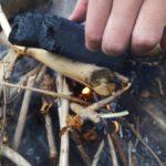 2種類あるオガ炭をご紹介。