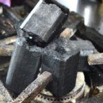 オガ炭の着火の方法