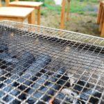 大黒新備長炭がバーベキューにも好評。