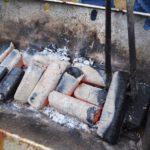 オガ炭の着火が速い柔らかタイプ!