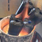 オガ炭の着火スピードがいい!